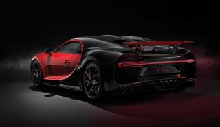 record velocidad bugatti chiron