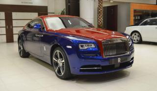 Rolls-Royce Wraith de Spider-Man