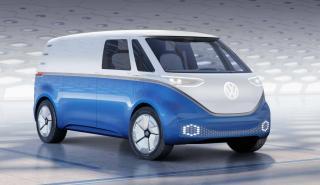 VW I.D. Buzz Cargo