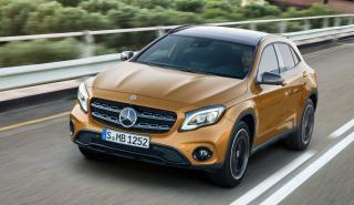 Cambio aceite Mercedes GLA