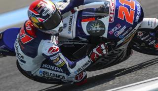 Di Giannantonio gana la Carrera Moto3 Tailandia 2018