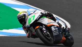 Íker Lecuona domina los Libres Moto2 Japón 2018