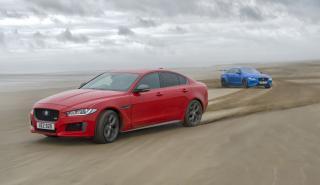 Jaguar XE SV Project 8 vs Jaguar XE 300 Sport