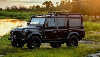 Land Rover Defender Project Evolution