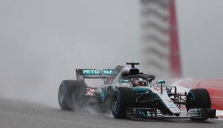 Lewis Hamilton lidera los Libres 1 en Austin
