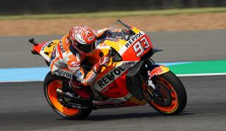 Márquez gana la Carrera MotoGP Tailandia 2018