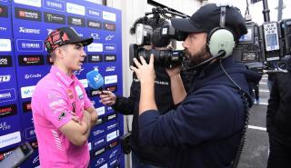 Maverick Viñales critica a Yamaha en Japón