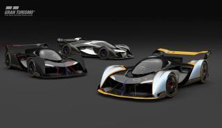 McLaren Utimate Vision Gran Turismo