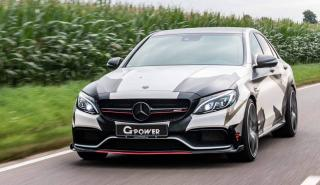 Mercedes-AMG C63 S by G-Power