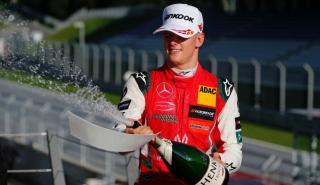 Mick Schumacher campeón de F3
