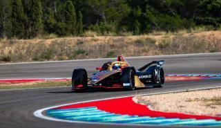Nuevo Fórmula E DS Techeetah