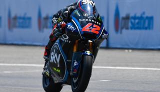 Pole de Bagnaia en la Clasificación Moto2 Japón 2018