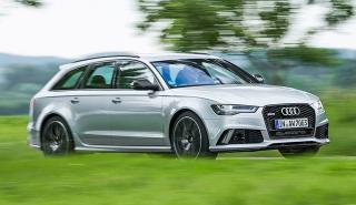 Prueba: Audi RS 6 Avant Performance