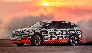 Prueba del Audi e-tron