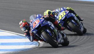 Yamaha vuelve al podio de MotoGP en Tailandia