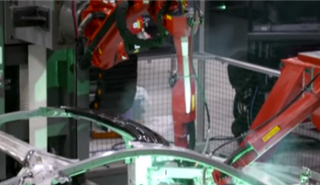 Así se fabrica un Honda NSX