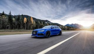 Audi RS6 Avant + Nogaro Edition ABT