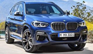 BMW X3 y X5 híbridos enchufales, confirmados para 2019