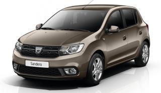 Dacia renting