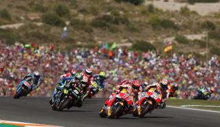 Horarios MotoGP Valencia 2018