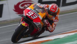 Marc Márquez - Libres MotoGP Valencia 2018