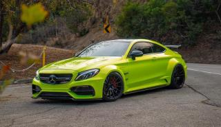 Mercedes-AMG C63 S Coupe by RDBLA