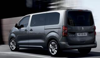Peugeot Expert Combi u Opel Combo Life