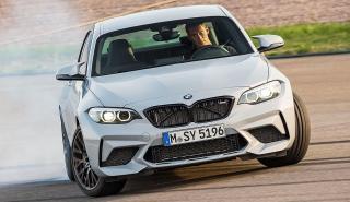 Prueba del BMW M2 Competition