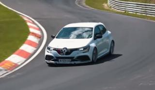 Renault Megane RS Nurburgring