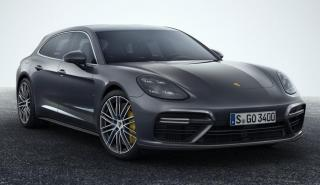 Stephen Curry choca con su Porsche Panamera