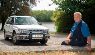 Subaru Forester 1 millon kilometros