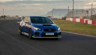 Subaru WRX STi 2019 Diamond Edition