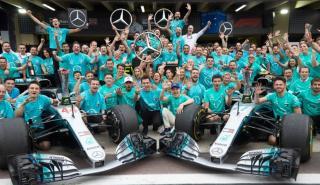 Titulo Mercedes F1 2018 constructores