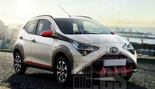 Toyota Aygo será un pequeño SUV, y llegará en 2020