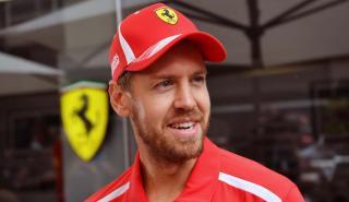 Vettel en Brasil