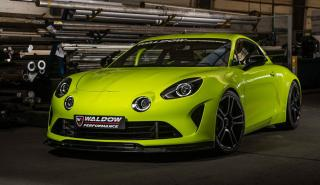 Alpine A110 de Waldow Performance