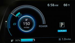 Autonomía coche eléctrico