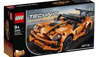 Chevrolet Corvette ZR1 Lego Technic