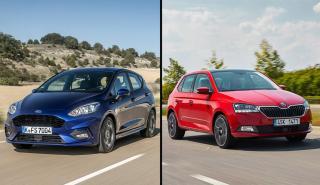 Ford Fiesta vs Skoda Fabia