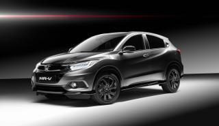 Honda HR-V Sport con motor de gasolina 1,5 VTEC Turbo
