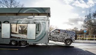 Land Rover Defender 2019 teaser