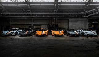 McLaren MSO Racing Through the Ages