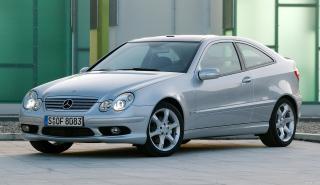 Mercedes Sportcoupé BMW Compact