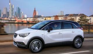 Opel Crossland X Precio