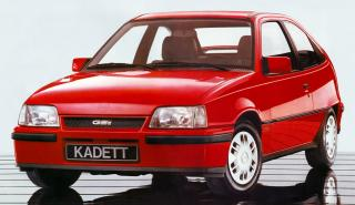 Opel Kadett Ford Escort