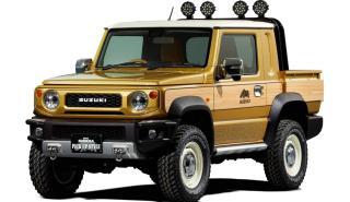 Suzuki Jimny preparado