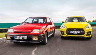 Suzuki Swift Sport vs Suzuki Swift GTi