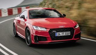 Audi TTS Competition 2019