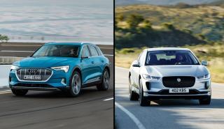 Audi e-tron vs Jaguar I-Pace