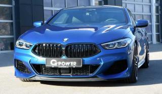BMW M850i xDrive G-Power